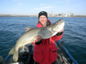 Captain Doug Kloet fishing guide